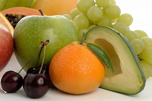 'Gọt' mỡ bằng trái cây - 1