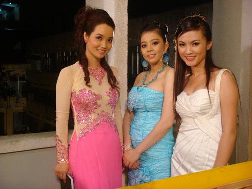 """Phim """"nóng"""" về Hoa hậu lên sóng - 4"""