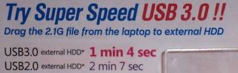 USB 3.0 có mặt trên laptop - 1