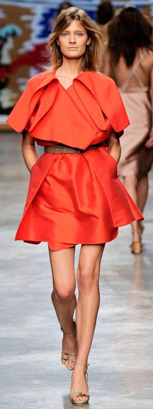 Phóng khoáng với trang phục Stella McCartney 2010 - 27