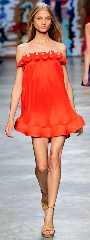 Phóng khoáng với trang phục Stella McCartney 2010 - 30