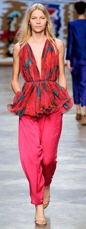Phóng khoáng với trang phục Stella McCartney 2010 - 33