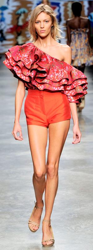 Phóng khoáng với trang phục Stella McCartney 2010 - 8