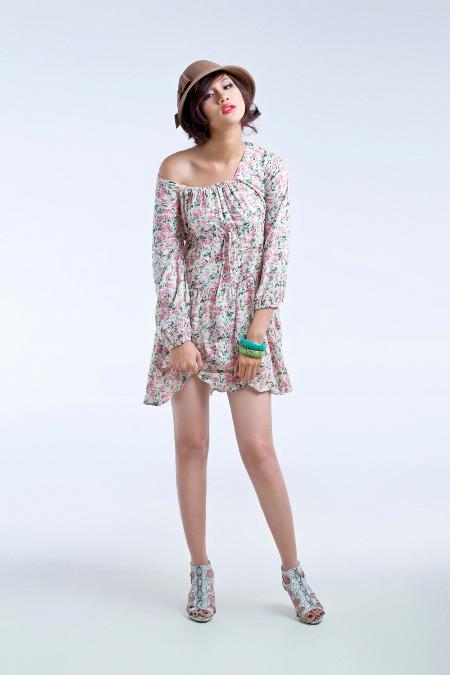 Siêu mẫu Kim Dung mặc gì ngày Tết? - 5