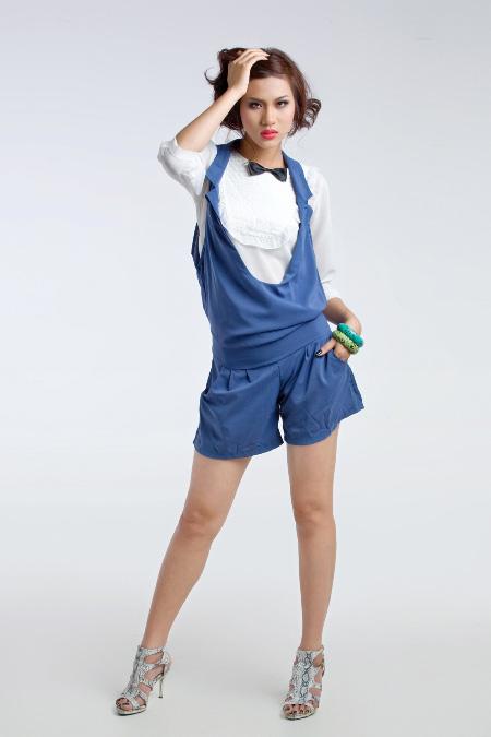 Siêu mẫu Kim Dung mặc gì ngày Tết? - 2