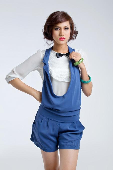 Siêu mẫu Kim Dung mặc gì ngày Tết? - 1