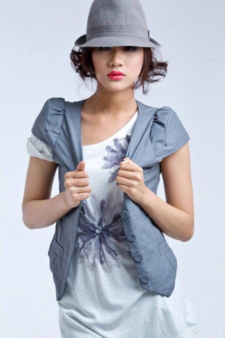 Siêu mẫu Kim Dung mặc gì ngày Tết? - 10