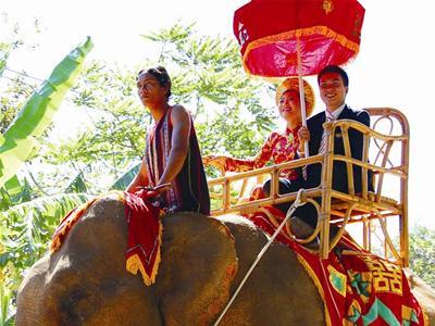Đám cưới độc nhất vô nhị tại Việt Nam - 1