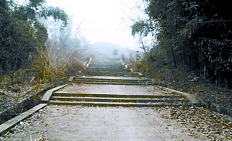 """Lại """"quật"""" mộ Lưu Bị - 1"""