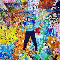 Bộ sưu tập Pokemon lớn nhất thế giới