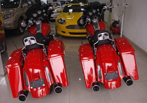 Bộ đôi Harley Davidson CVO Street Glide về Việt Nam - 2