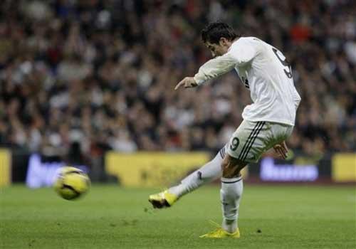 Giải mã cú sút phạt của Ronaldo - 2