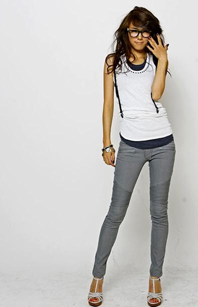 Phối đồ với quần jeans - 4