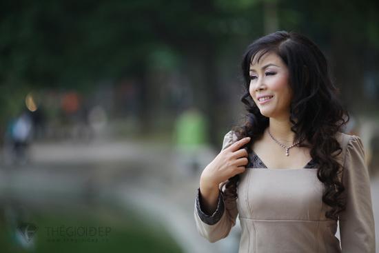 Làm đẹp với Quý bà Thành đạt 2009 - 3