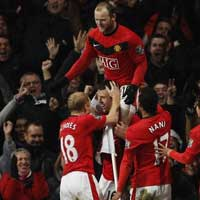 Video trận MU – Man City: Kịch tính phút chót (Bán kết lượt về Carling Cup)