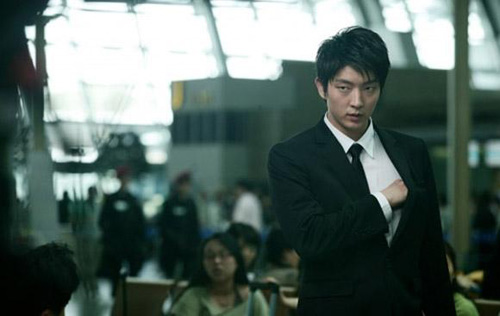 'Sói già' Lee Jun Ki - 8