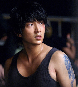 'Sói già' Lee Jun Ki - 9