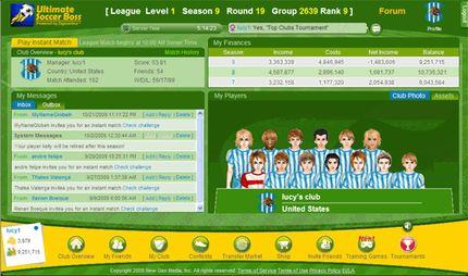 Game quản lý bóng đá trực tuyến đầu tiên sắp cập bến Việt Nam - 1