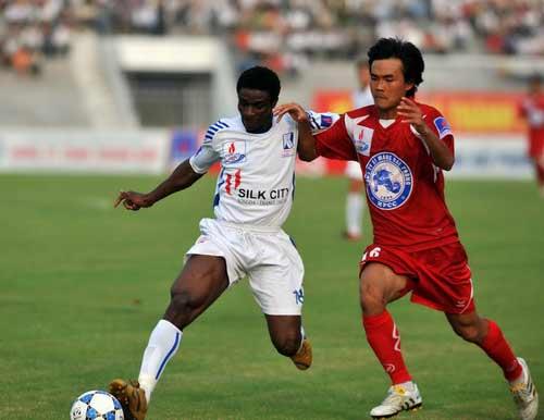 Xi Măng Hải Phòng- Lam Sơn Thanh Hóa: Cùng đường gặp nhau (Vòng 2 V-League) - 2