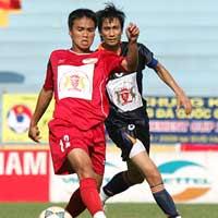 Xi Măng Hải Phòng- Lam Sơn Thanh Hóa: Cùng đường gặp nhau (Vòng 2 V-League)
