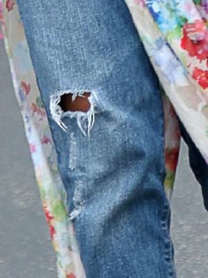 Áo dài + jeans = Cá tính Đoan Trang - 12