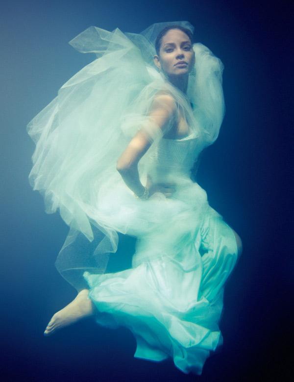 Váy voan biến hóa cùng thiên nhiên! - 2