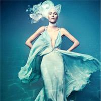 Váy voan biến hóa cùng thiên nhiên!
