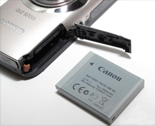 Canon: Nâng cấp dòng compact - 7
