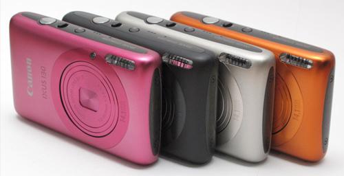 Canon: Nâng cấp dòng compact - 14