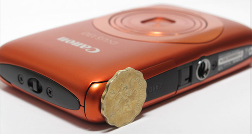 Canon: Nâng cấp dòng compact - 15