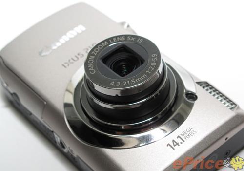 Canon: Nâng cấp dòng compact - 4