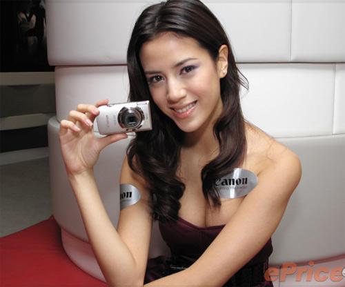 Canon: Nâng cấp dòng compact - 1