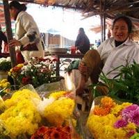 Hương chợ quê ngày tết