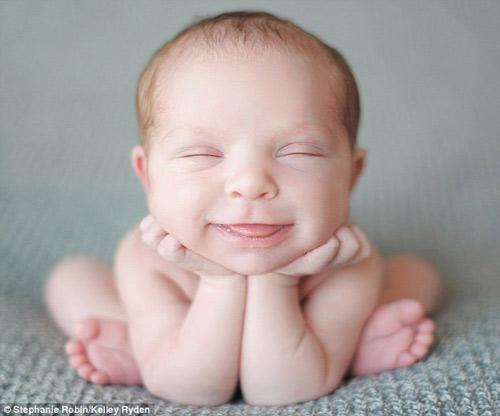 Những hình ảnh tuyệt đẹp của trẻ sơ sinh - 1