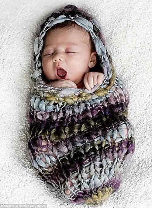 Những hình ảnh tuyệt đẹp của trẻ sơ sinh - 10