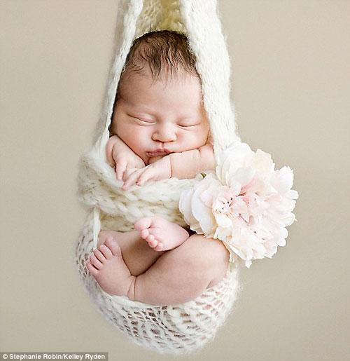 Những hình ảnh tuyệt đẹp của trẻ sơ sinh - 11