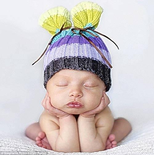 Những hình ảnh tuyệt đẹp của trẻ sơ sinh - 9