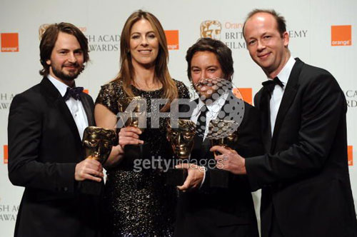 """The Hurt Locker"" đánh bại ""Avatar"" tại BAFTA - 1"
