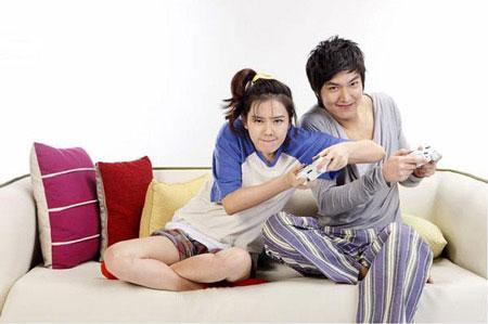 """""""Đôi đũa lệch"""" Lee Min Ho và Son Ye Jin - 2"""