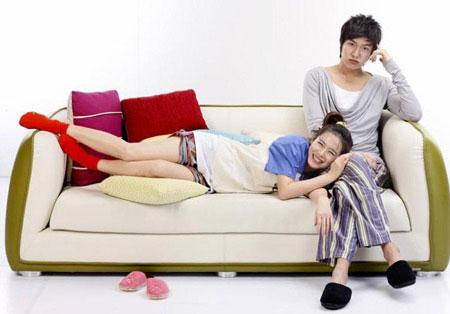 """""""Đôi đũa lệch"""" Lee Min Ho và Son Ye Jin - 3"""