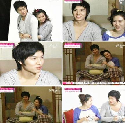 """""""Đôi đũa lệch"""" Lee Min Ho và Son Ye Jin - 7"""