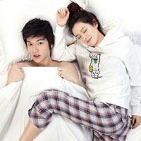 """""""Đôi đũa lệch"""" Lee Min Ho và Son Ye Jin"""
