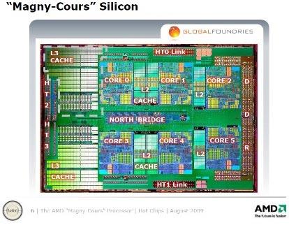 Vi xử lý AMD 8 nhân và 12 nhân chuẩn bị ra lò - 1