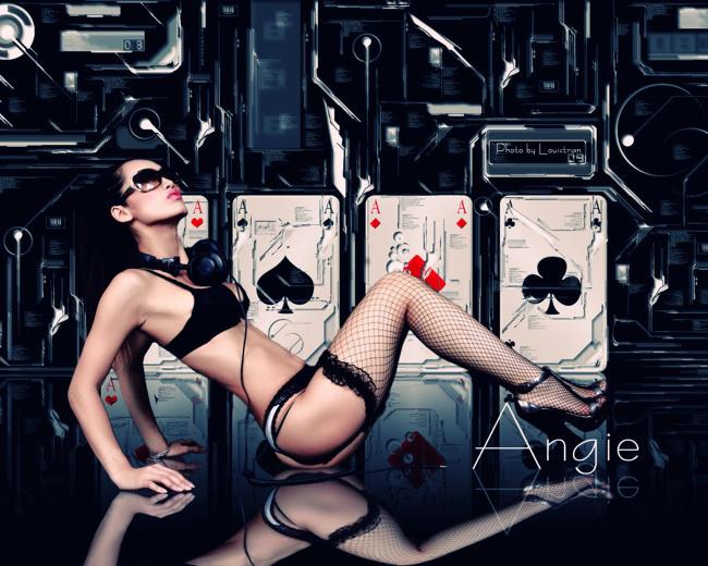 """Nóng và """"sốc"""" như Angie Vũ Hà - 17"""