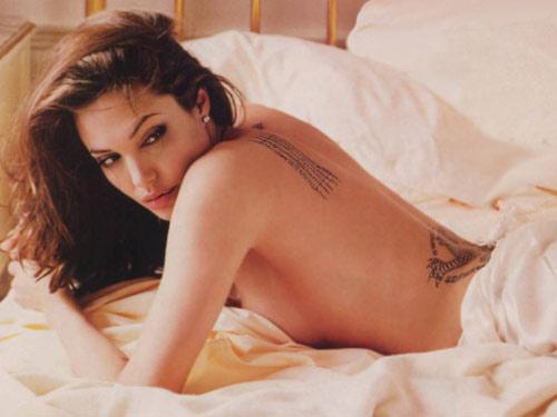 TIN SỐC: Angelina từng sex… hoang dại - 6