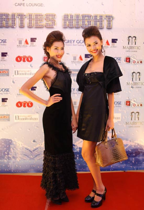 Ngắm thời trang tóc của mỹ nhân Việt! - 3
