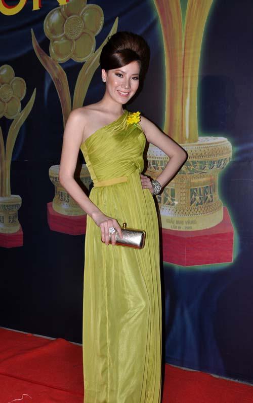 Ngắm thời trang tóc của mỹ nhân Việt! - 5