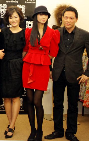 Ngắm thời trang tóc của mỹ nhân Việt! - 9