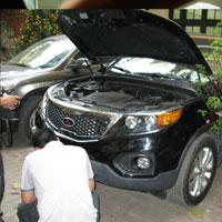 Khởi tố 7 bị can vụ truy sát xe Honda Civic