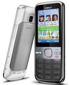 Nokia C5: Thêm lựa chọn giá mềm, Thời trang Hi-tech, Nokia C5 , nokia , dien thoai nokia